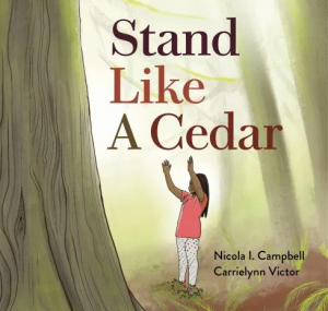Book cover for Stand Like a Cedar