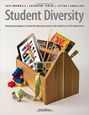 Book cover of Student Diversity, 3rd Edition