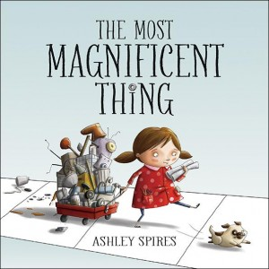 Cover of The Most Magnificent Thing