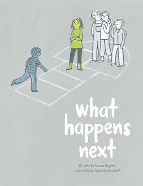 What happens next book cover