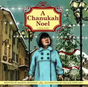 Book cover of A Chanukah Noel