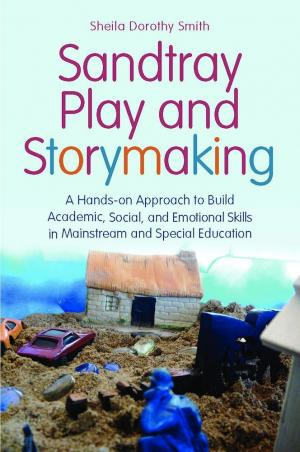 book cover of Sanitary Play and Storymaking
