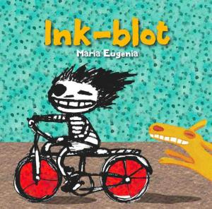 Book cover of Ink-Blot