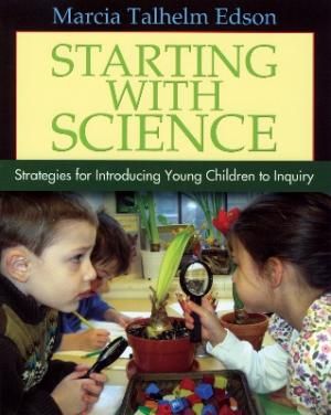 Book cover of Starting with Science