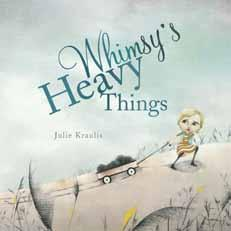 Book cover of Whimsy's Heavy Things