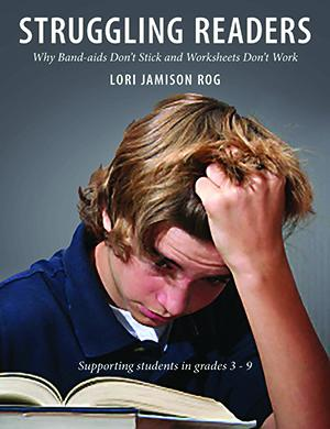 Struggling Readers book cover