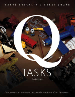 Cover of Q Tasks