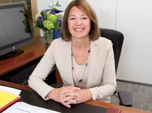 ETFO General Secretary Victoria Réaume