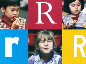 children and 3 Rs