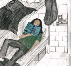 Illustration by Kara Sievewright