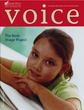 Cover of ETFO Voice Summer 2004