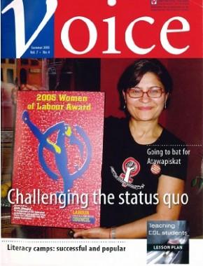 ETFO Voice Summer 2005