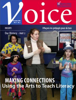 ETFO Voice Winter 2006