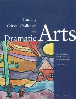 Cover of curriculum for fall 2000