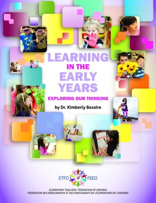 Cover of Learning in the Early Years