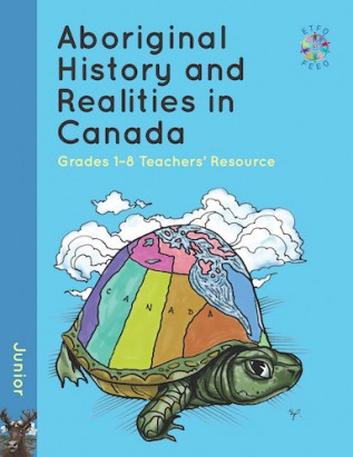 Cover of Aboriginal History and Realities in Canada resource