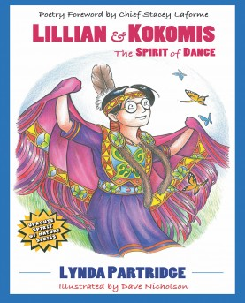 Cover of Lillian & Kokomis, The Spirit of the Dance