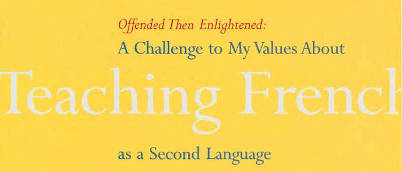 teaching friend headline in graphic format