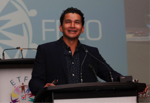 Wab Kinew Aboriginal Leader and Social Justice Speaker